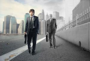 Junge Führungskräfte / Führungsnachwuchs / Führungserfahrung