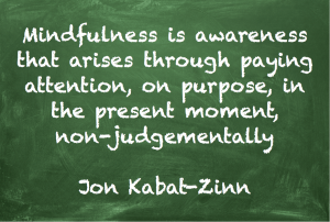 Mindfulness, Jon Kabat-Zinn