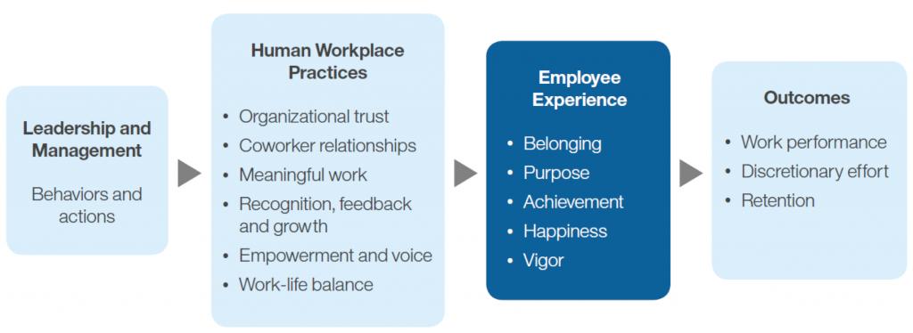 Bezugsrahmen Employee Experience