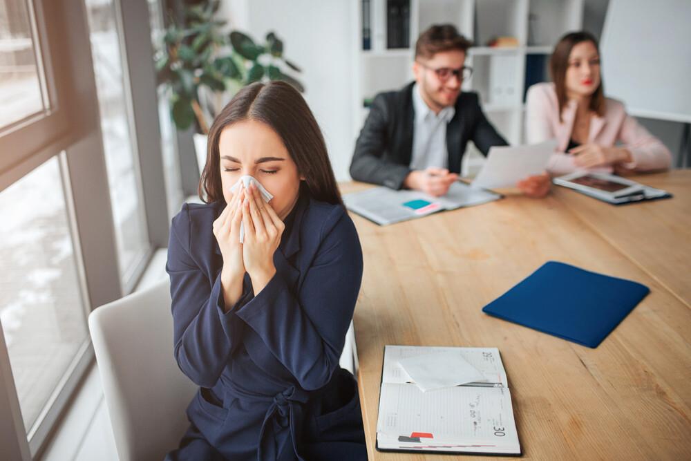 Präsentismus – Krank zur Arbeit?