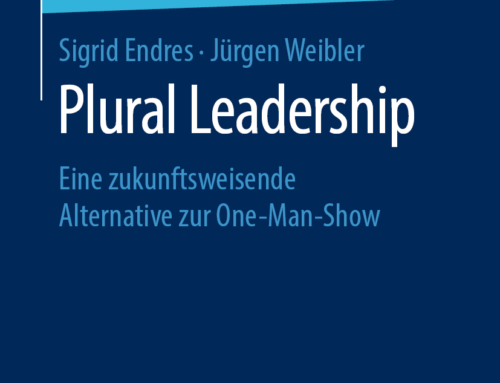 Neuerscheinung: Plural Leadership – Eine zukunftsweisende Alternative zur One-Man-Show