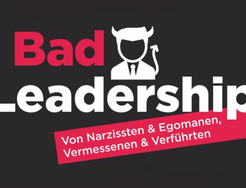 Bad Leadership – Das Buch zur Zeit
