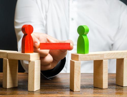 Führungskräfte als Vermittelnde – Attraktive Rolle oder Vorsicht Falle? – Ein Gastbeitrag