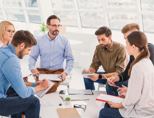 Teameffektivität durch gezielten Augenkontakt