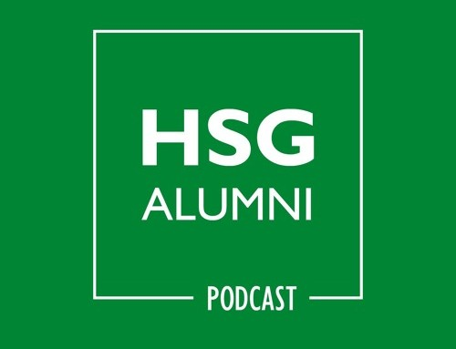 Prof. Dr. Jürgen Weibler zu Gast im Jubiläums-Podcast «HSG Alumni Entrepreneurs»